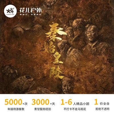 秦始皇陵兵马俑博物馆半日游含门票+2小时人工讲解免排队西安旅游(跟团游)