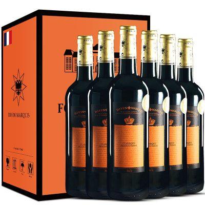 圣侯爵(DIVIN MARQUIS)百年酒庄 **原瓶原装