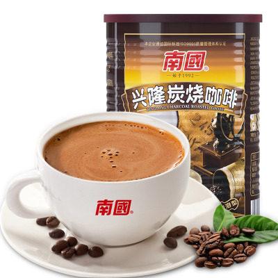 【耘凡兔296】海南特产 兴隆炭烧咖啡(速溶)360g香醇浓郁