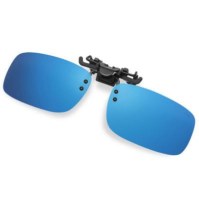 蓝其(Bluekiki)高清偏光近视太阳镜夹片开车驾驶镜墨镜