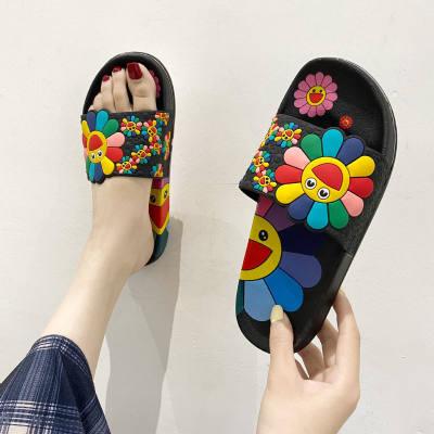 外穿拖鞋女夏季拖鞋女防滑拖鞋女凉拖鞋女拖鞋时尚拖鞋女女士拖鞋