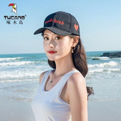 啄木鸟 TUCANO 帽子男女款棒球帽休闲时尚潮流韩版百搭鸭