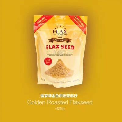 福莱牌金色烘焙亚麻籽 425g/袋