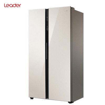 统帅Leader海尔出品 542升 彩晶变频 对开门冰箱