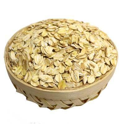 燕麦片营养粗粮无糖煮粥散装纯麦片东北农家自制5kg10斤装