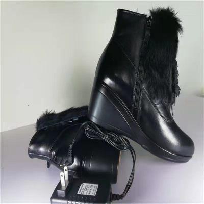 利康频谱电热鞋
