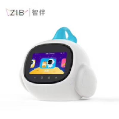 ZIB智伴1X智伴智能儿童机器人语音对话教育娱乐**故事机