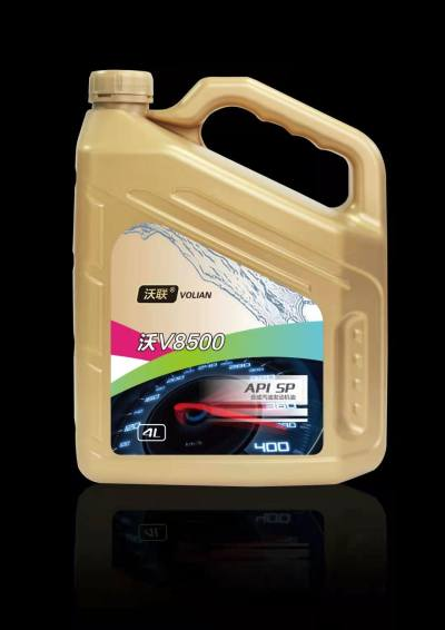 沃联(连)润滑油V8500 合成 SP5W30 4L