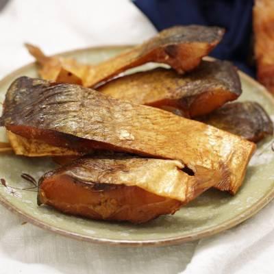 腊鱼 腊鱼块 湖南烟熏腊鱼干 鱼干2斤装腊味鱼干