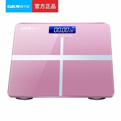 GKN格卡诺 电子秤人体电子称家用健康秤成人体重秤