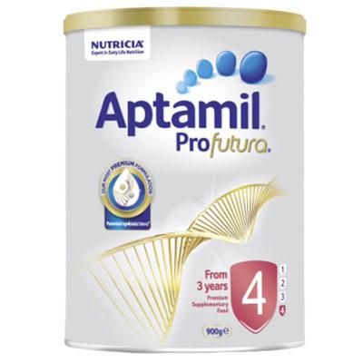 【耘凡兔013】澳洲新西兰Aptamil爱他美白金版幼儿奶粉4段2罐