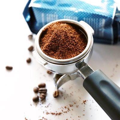 柯林精选蓝山风味咖啡粉 中南美洲进口生豆新鲜烘焙 纯黑咖啡粉