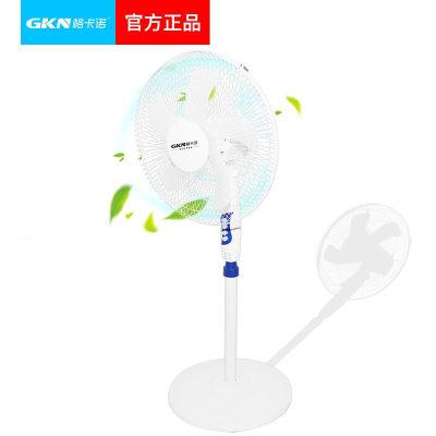 GKN格卡诺 风扇 家用落地扇摇头静音节能立式台式电风扇