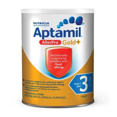 【耘凡兔013】澳洲爱他美深度水解婴幼儿奶粉aptamil allerpro3段900g奶粉*3罐(澳洲直邮)